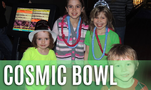 NEB's Fun World - Cosmic Bowl | Lights Down,Music Up, Let the good times roll. Oshawa Ontario Durham Region.