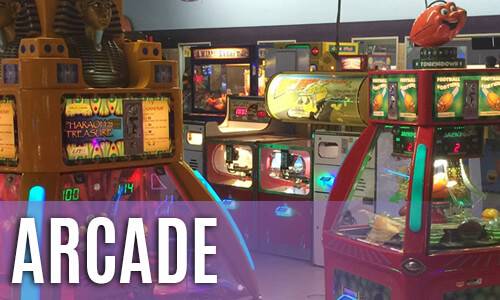 NEB's Fun World - Check out Durham's premier arcade!