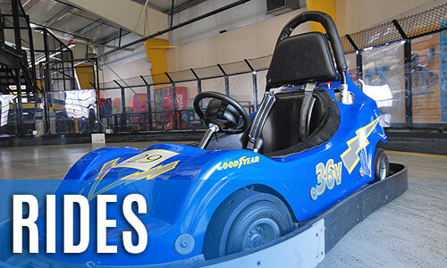 NEB's Fun World - Go-Karts,Dark Ride,Bumper Cars, Roller Coaster & More!